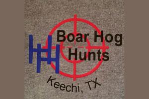 H & H Boar Hunting Excursions Logo