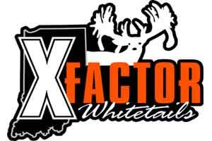 X Factor Whitetails Logo
