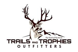 Trails & Trophies Outfitters Logo