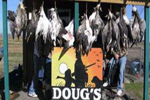 Doug's Hunting Lodge Logo
