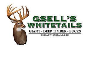 Gsell's Whitetails Logo
