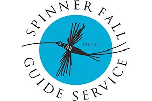 Spinner Fall Guide Service Logo