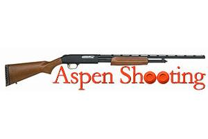 Aspen Shooting Logo