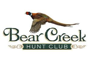 Bear Creek Hunt Club Logo