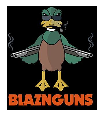 Blazn Guns Waterfowl