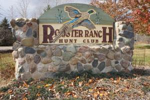 Rooster Ranch Hunt Club Logo