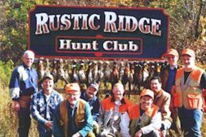 Rustic Ridge Hunt Club