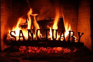 Sanctuary Ranch Logo