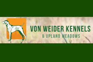 Von Weider Kennels & Upland Meadows Logo