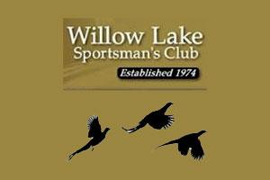Willow Lake Sportsman's Club Logo