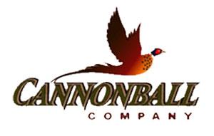 Cannonball Company Logo