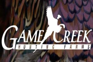 Game Creek Hunting Farms Logo