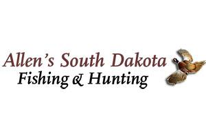 Allens Missouri River Fishing and Hunting Logo