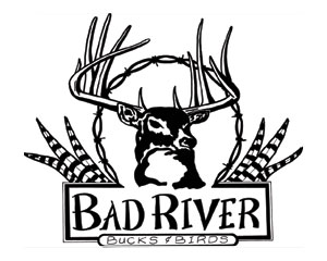 Bad River Bucks and Birds Logo