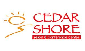 Cedar Shore Resort Logo