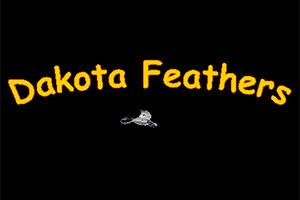 Dakota Feathers Logo
