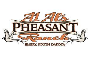 A1 Al's Pheasant Ranch Logo