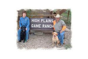 High Plains Game Ranch