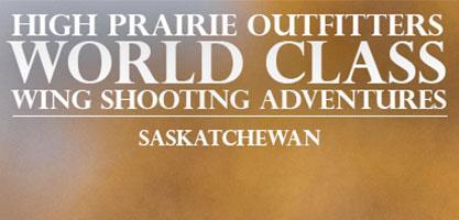 High Prairie Outfitters