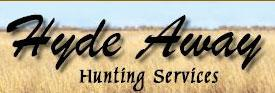 Hyde Away Hunting Services
