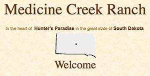 Medicine Creek Ranch
