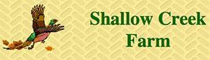 Shallow Creek Farm