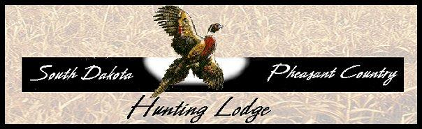South Dakota Pheasant Country Hunting Lodge