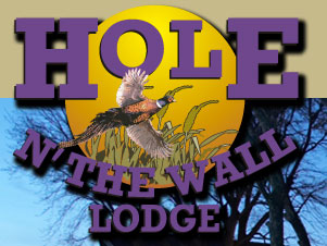 Hole N' The Wall Lodge Logo