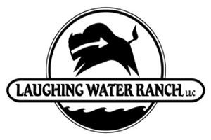 Laughing Water Ranch Logo