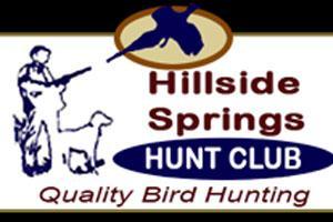 Hillside Springs Hunt Club Logo