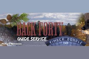 Back Forty Hunting Guide Service