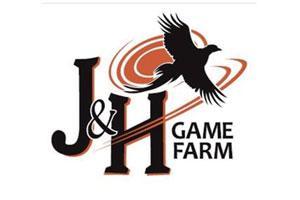 J&H Game Farm Logo