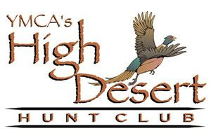 YMCA's High Desert Hunt Club Logo