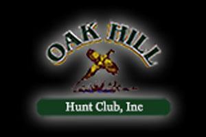 Oak Hill Hunting Preserve Logo